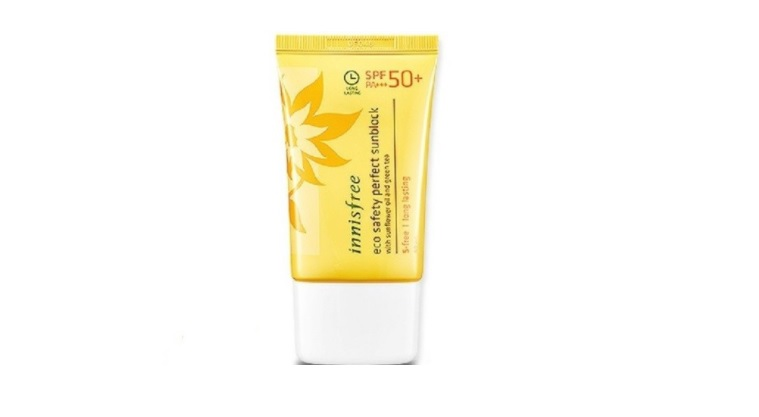 Kem chống nắng Hàn Quốc Innisfree Eco Safety Daily Sunblock SPF 35