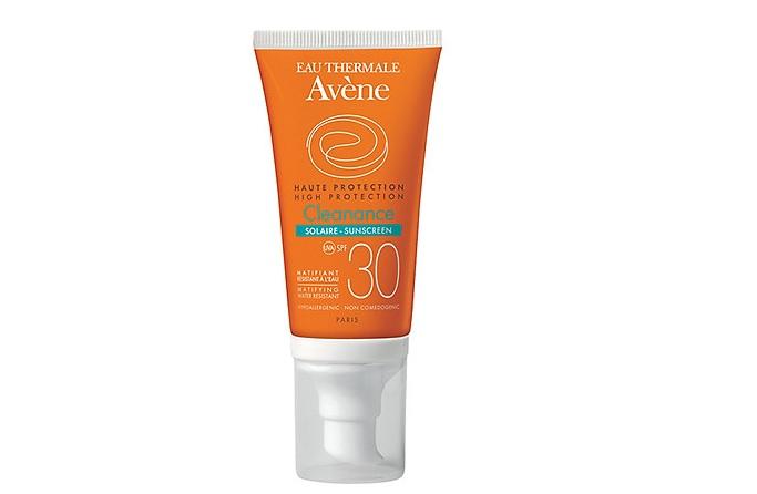Kem chống nắng cho da dầu mụn Avene Eau Thermale
