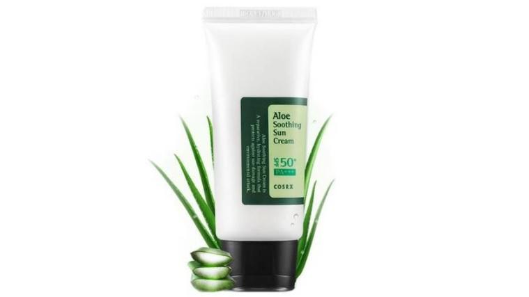 Kem chống nắng COSRX Aloe Soothing Sun Cream SPF50 PA+++