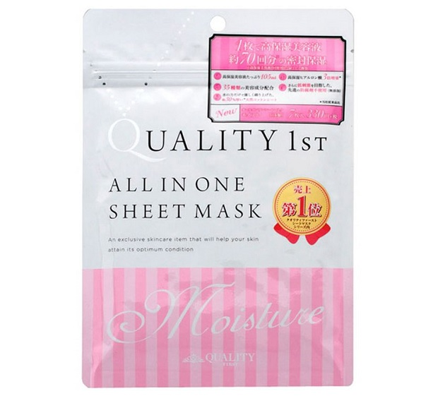 Mặt nạ Quality 1st All in one Quality First Mask