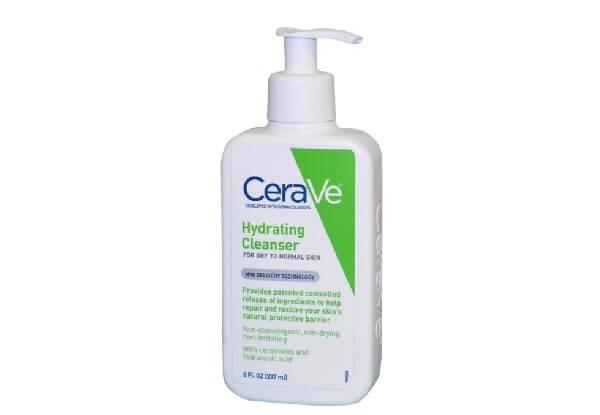 Review sữa rửa mặt Cerave Hydrating Cleanser cho da thường và da khô