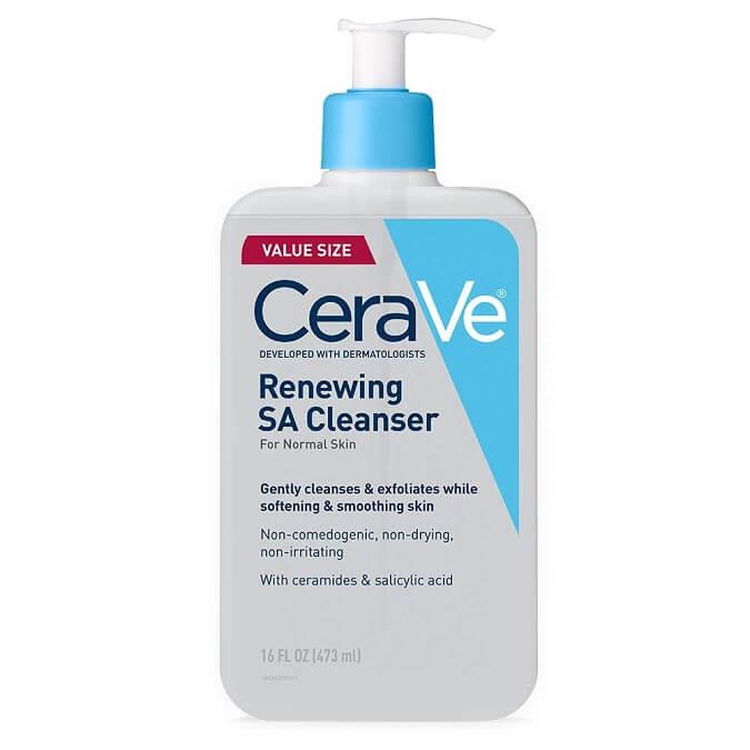 Review sữa rửa mặt Cerave giá bình dân được chuyên gia khuyên dùng