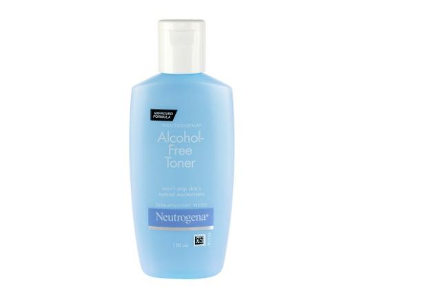 Toner cho da hỗn hợp thiên dầu Neutrogena Alcohol-Free