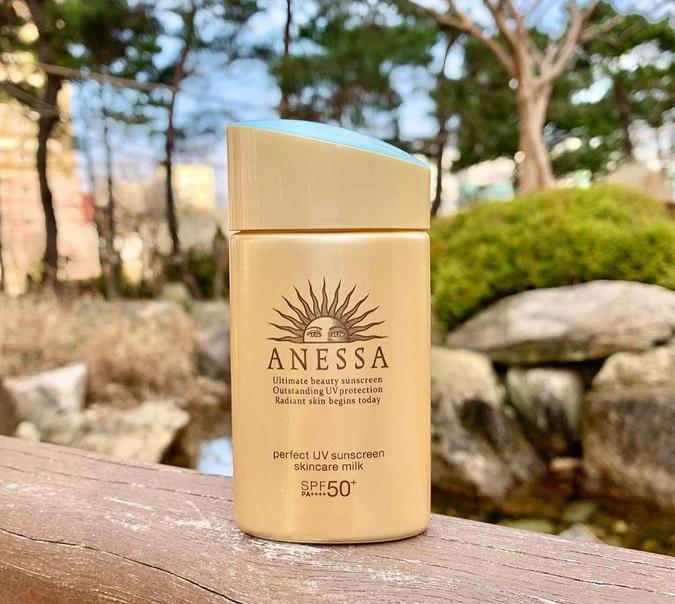 5 loại kem chống nắng Anessa 'chất như nước cất' cho mọi loại da
