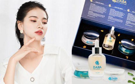 Bộ trị nám Dara: Sản phẩm vàng cho làn da sạm nám, đốm nâu, nếp nhăn