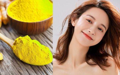 7 cách dùng bột nghệ làm đẹp da: Trị da khô, giảm sẹo và mụn
