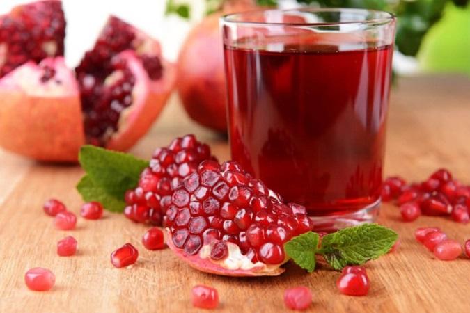 Top 6 công dụng của quả lựu đối với sức khỏe, viêm loét đại tràng nên ăn