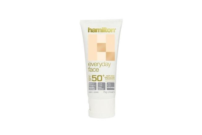 Hamilton Everyday Face Cream SPF50+