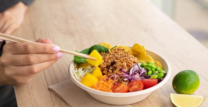 Chia thành bữa nhỏ giúp phụ nữ tuổi 40 giảm cân