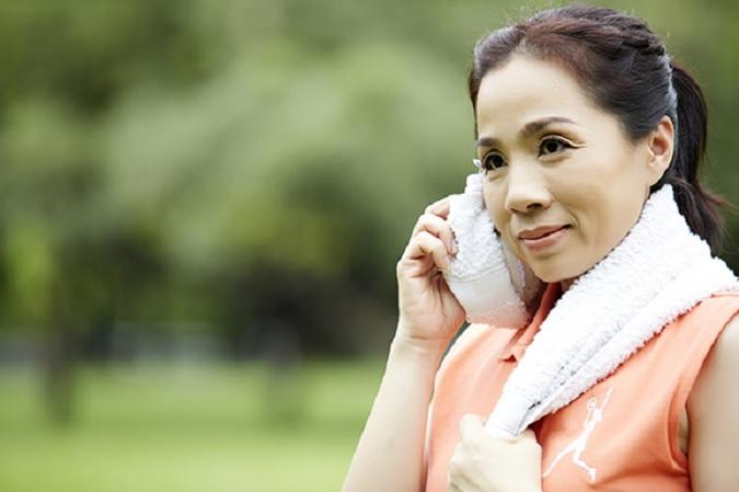 6 nguyên tắc 'bất di bất dịch' để lấy lại vóc dáng cho phụ nữ tuổi 40