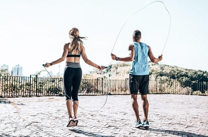 5 lợi ích của việc nhảy dây: Đốt cháy calo, xương chắc khỏe