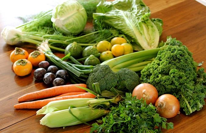 Tác dụng của việc ăn rau là làm sáng mắt