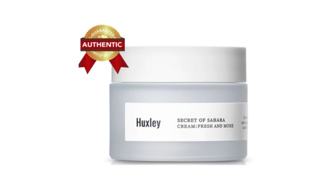 Kem dưỡng Huxley cho da hỗn hợp thiên dầu