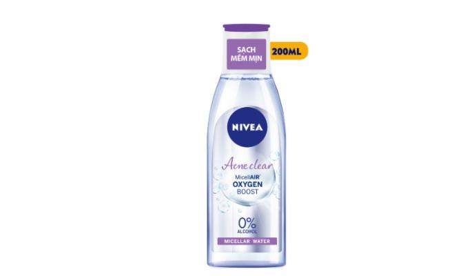 Nivea Ance Care Micellar Water (400ml)