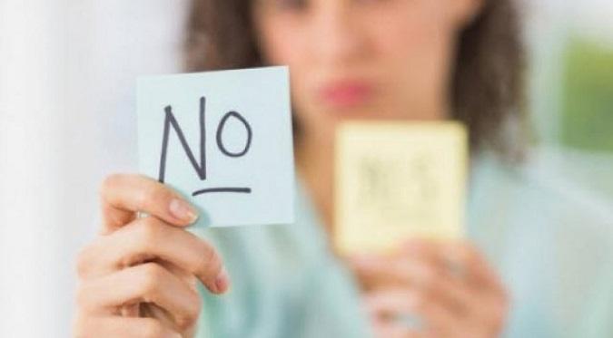 Biết nói 'không' khi cần là cách để yêu bản thân